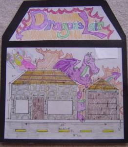 Amateur Architect Fraction Project - Dragon's Lair