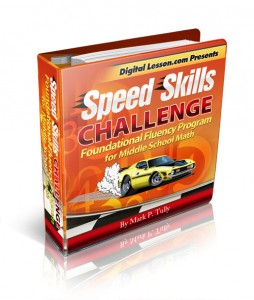 Speed Skills Challenge Foundational Fluency Program – Save $20