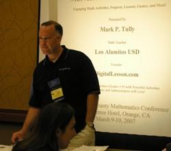 Math Conference Presentation